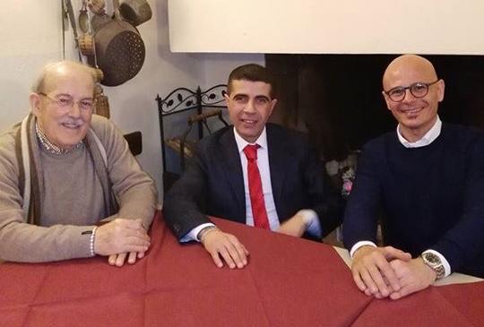 Il postulatore della causa di beatificazione di Aldo Moro in visita a Mesagne