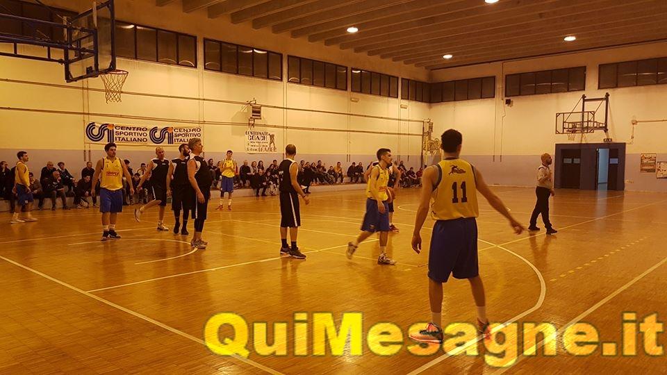 Campionato Basket Csi Open, Mondo Fitness conquista garadue e va alle finali provinciali