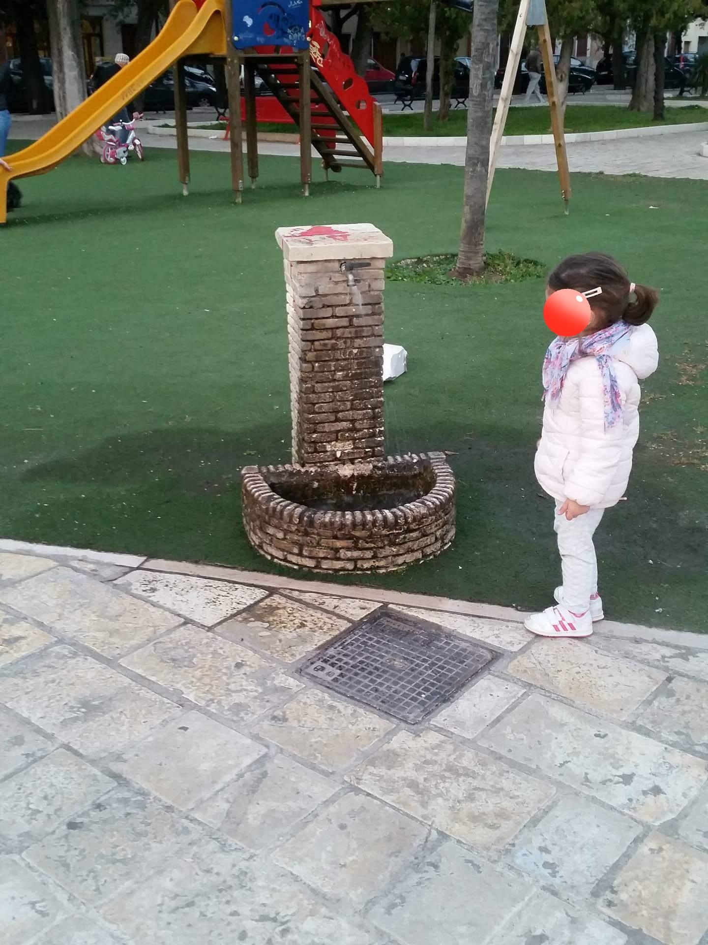 UFFICIO RECLAMI – Chiudete definitivamente quella fontana
