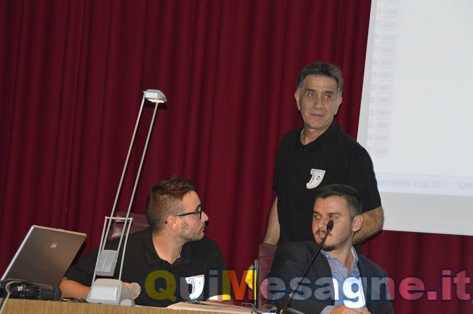 Il Mesagne Volley esonera il coach Rampino, scoppia un caso sportivo