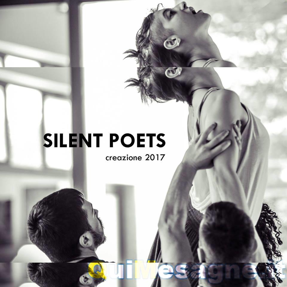 Sabato 8 aprile Silent Poets in scena al Teatro Comunale di Mesagne