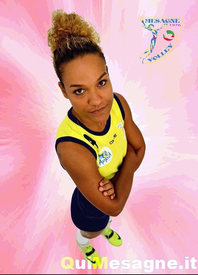 Volley femminile, domenica Mesagne-Oria e il ritorno di Ana Buccini