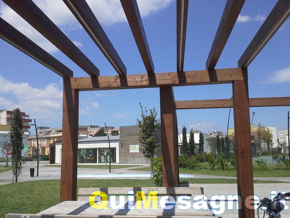 UFFICIO RECLAMI – A.A.A. Cercasi un po' d'ombra per Parco Potì