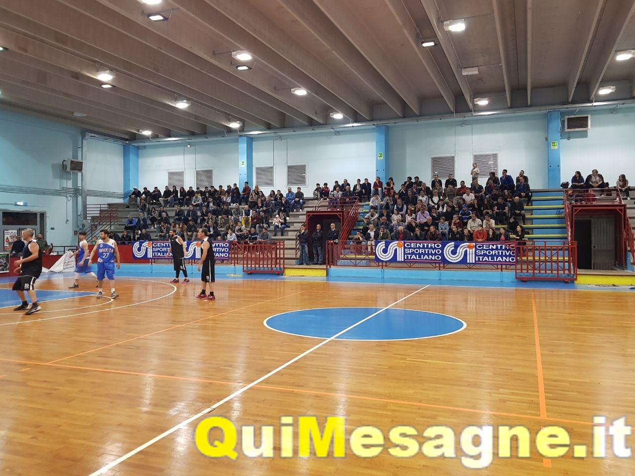 Basket CSI Open, il Brindisi campione provinciale ma Mondo Fitness fa il miracolo del pubblico