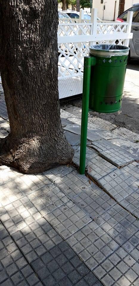 UFFICIO RECLAMI – Non solo le strade, ma anche piccole manutenzioni ai marciapiedi