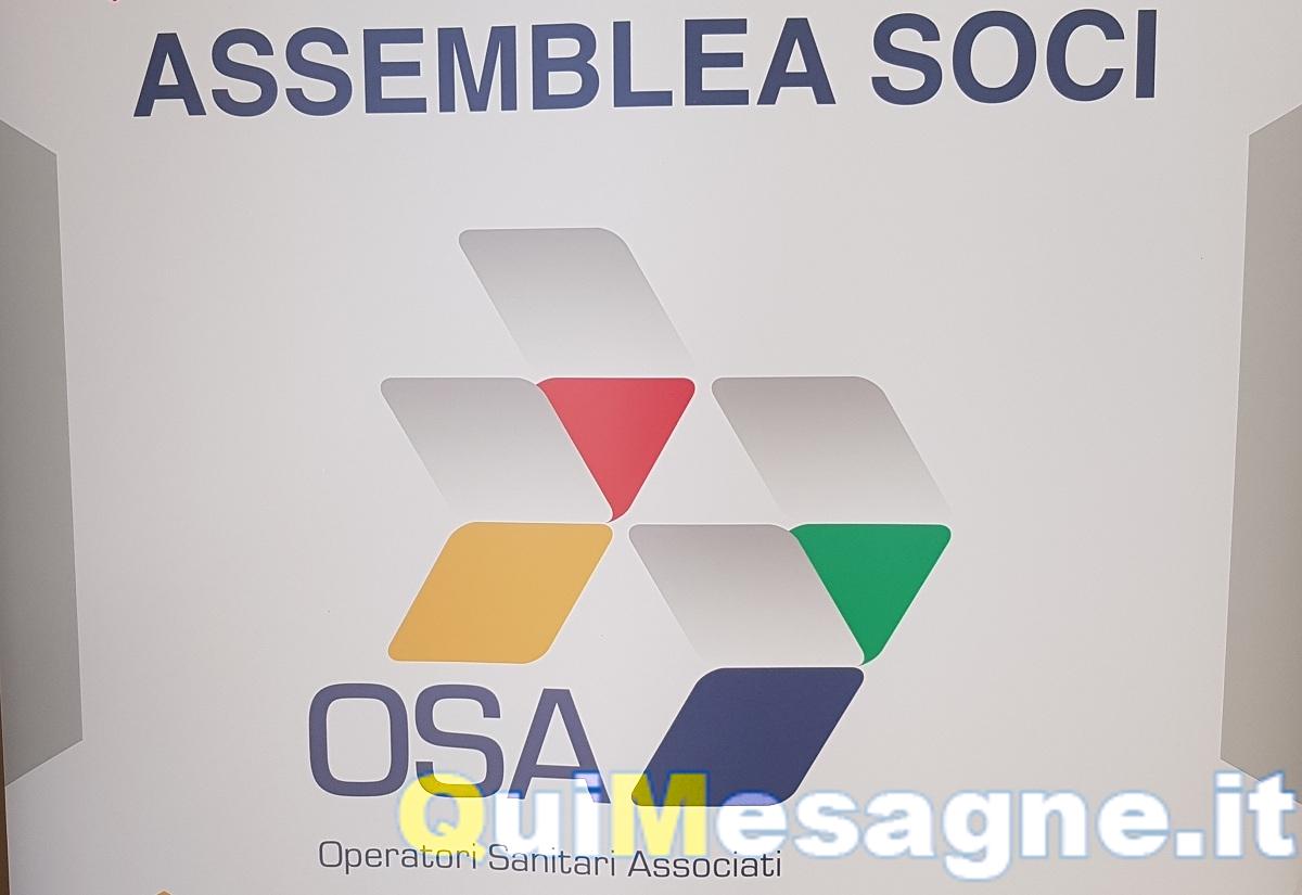 Assemblea Soci OSA – Mesagne 9 Giugno 2017