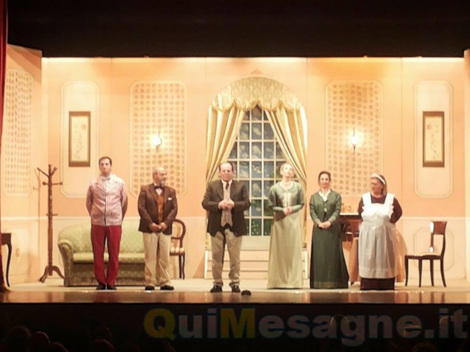 """Teatro a San Pio, Domenica 11 giugno c'è Gino Cesaria con """"Tra…dire e (af)fare, il matrimonio può saltare"""""""