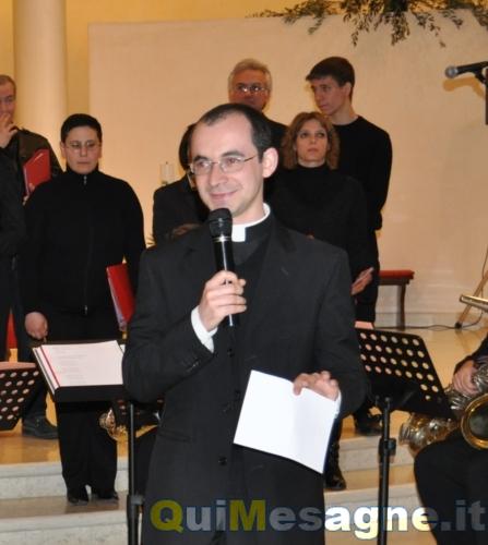 Ingresso nuovi Parroci. Il 27 Luglio Don Claudio Cenacchi arriva a Santa Maria