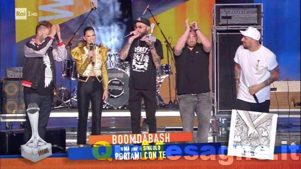 Vi siete persi l'esibizione dei Boomdabash a Verona? Clicca qui
