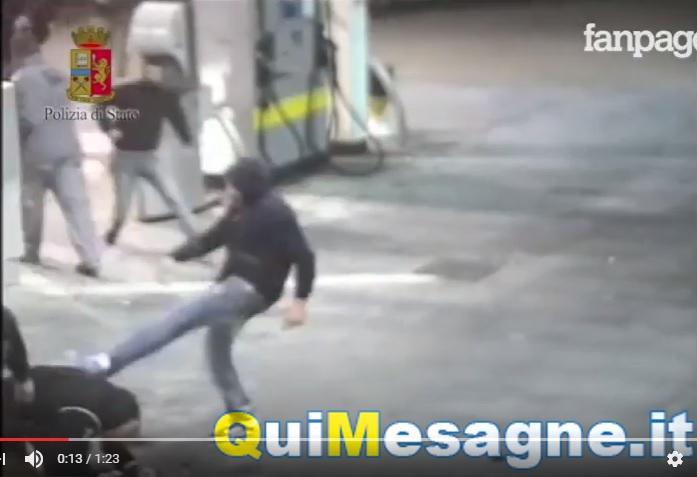 Aggressione tifosi, sconvolgenti le immagini del pestaggio – GUARDA IL VIDEO