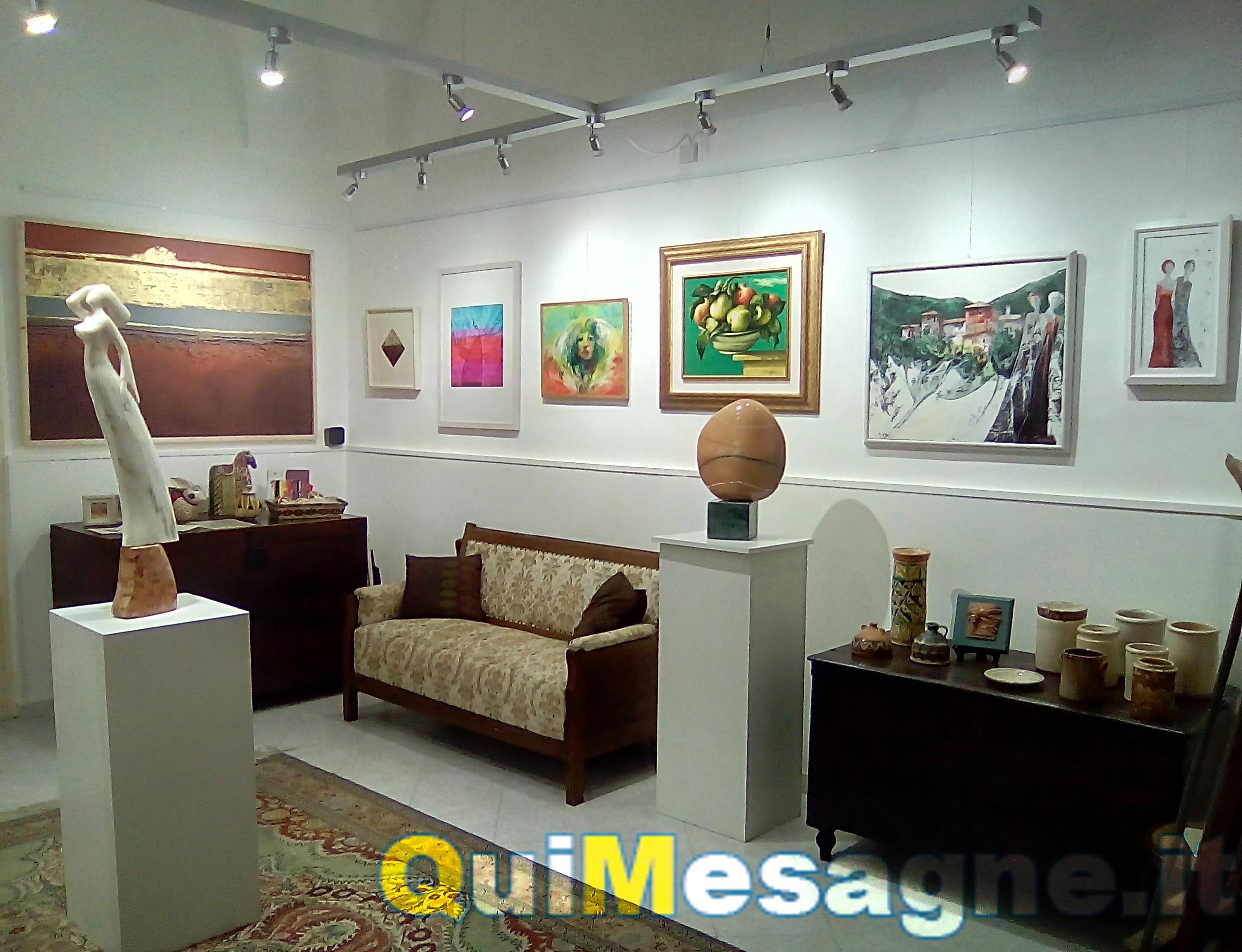 La Galleria d'Arte Le Ali di Mirna presenta i suoi nuovi spazi espositivi