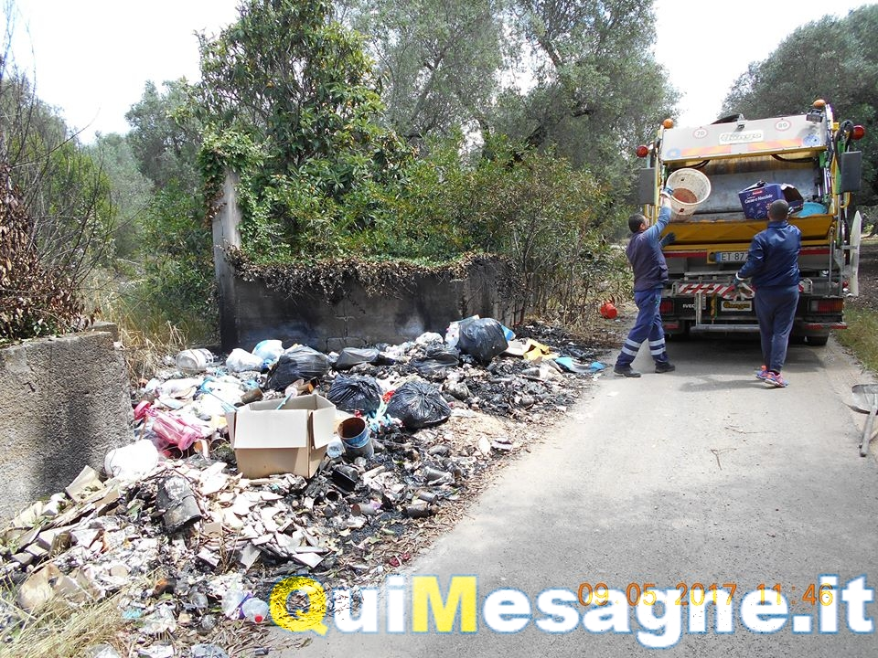 Arrivano 19mila euro per ripulire le campagne dai rifiuti abbandonati, basteranno?