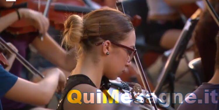 Due studenti del Durano all'Orchestra Nazionale dei Licei Musicali