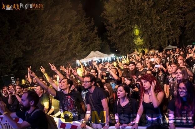 Successo di pubblico per la terza edizione del Breaking Sound Metal Fest