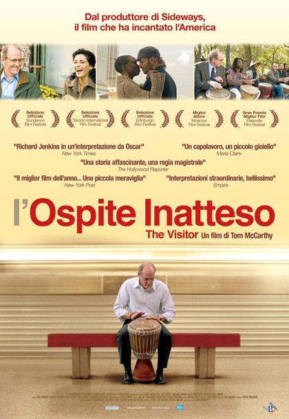 """Centro Polivalente Anziani, """"L'Ospite inatteso"""" è il film del cineforum di Mercoledì 9"""