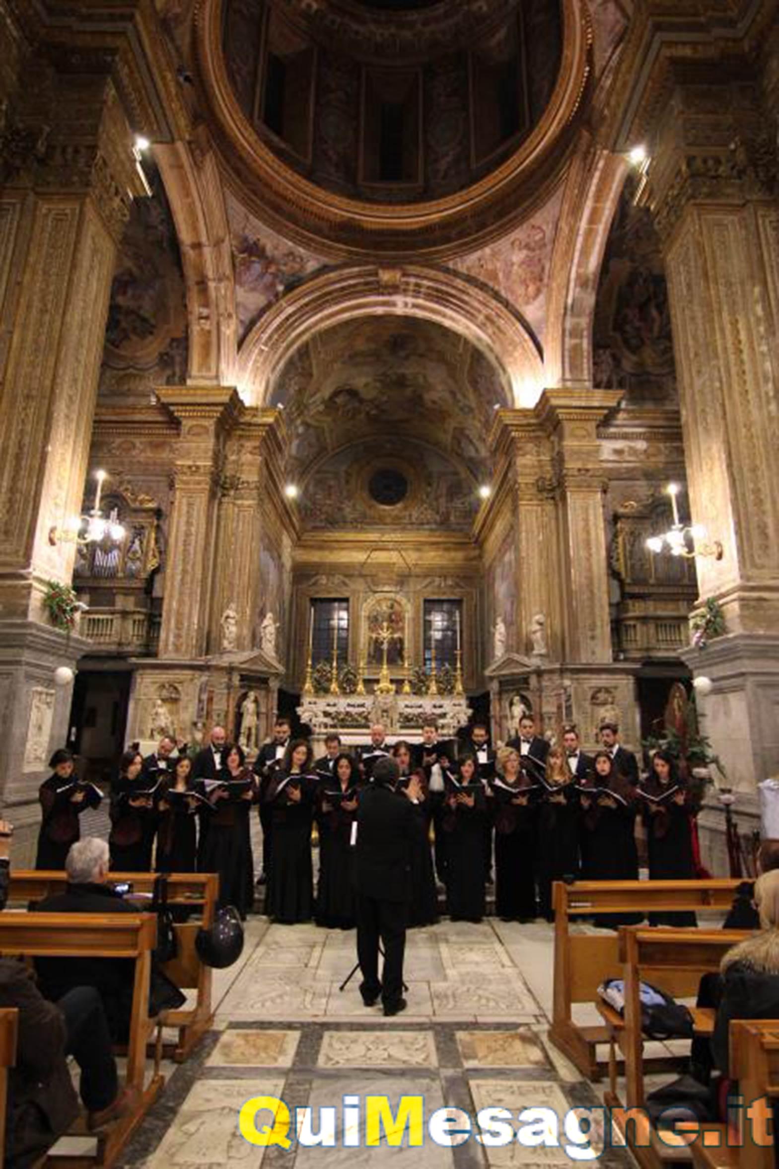 «Barocco Festival», l'anima sacra della musica antica sabato in scena a Mesagne