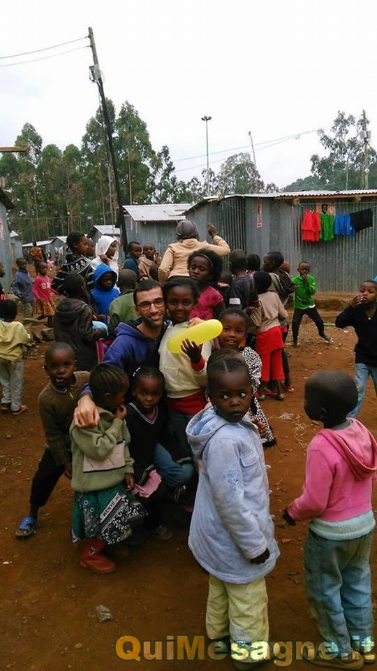 Buongiorno Nairobi, serata di raccolta fondi per l'Africa