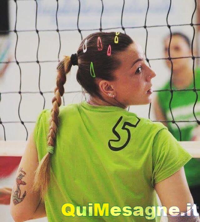 Mesagne Volley, rinforzo in regia: Miriam Greco