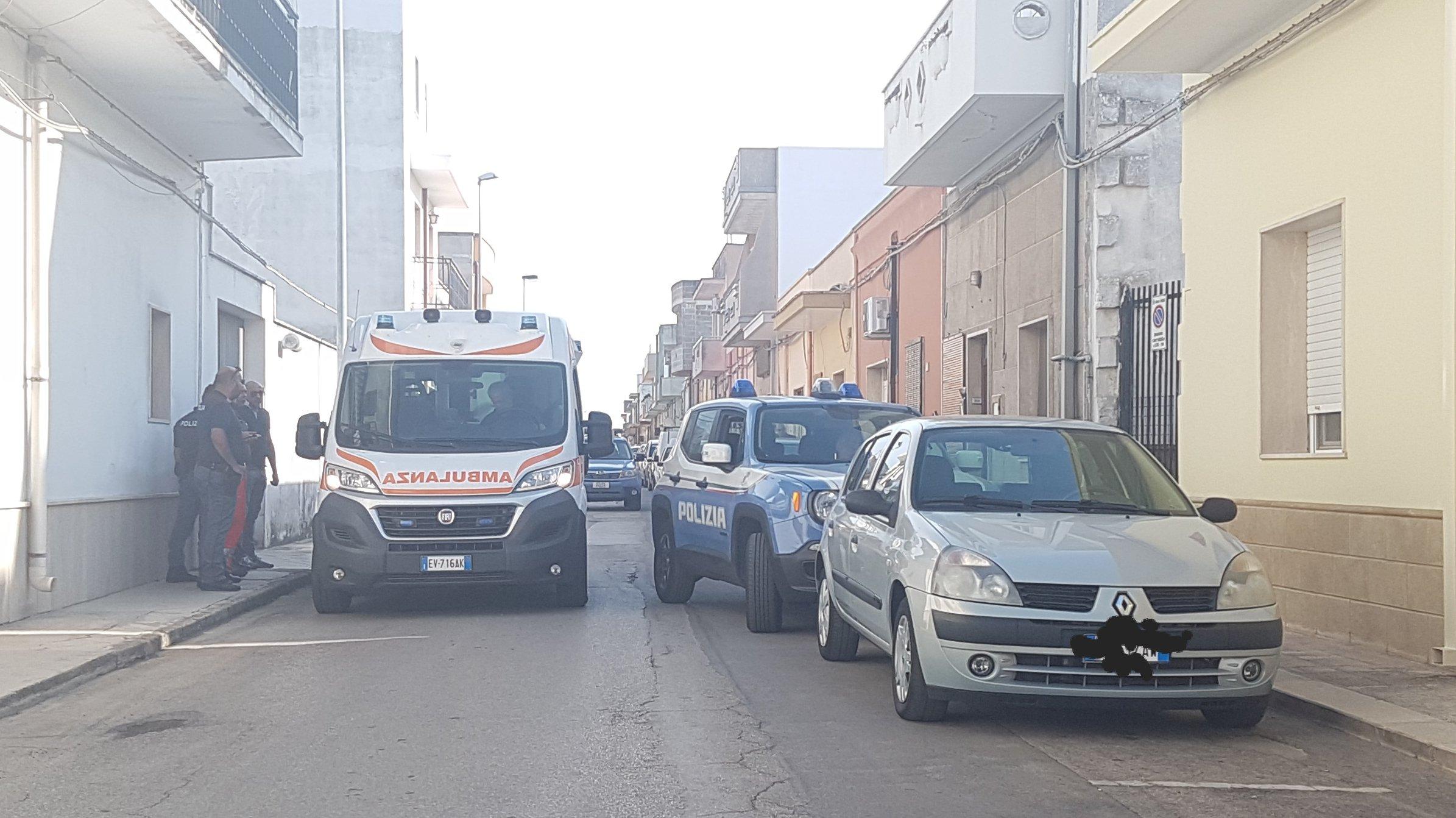Lite familiare in via Pola, interviene la Polizia