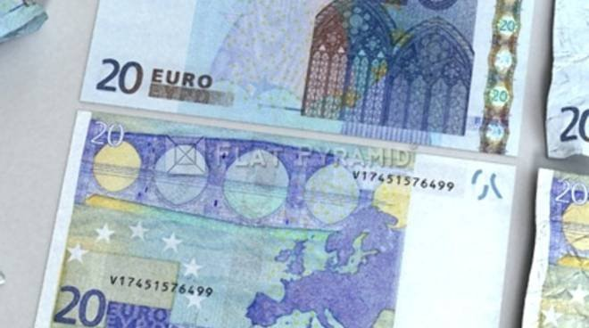 Latiano, trovato mesagnese in possesso di banconote false: arrestato