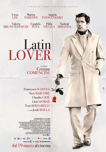 """C'è un pezzo di Mesagne nel film """"Latin Lover"""", domani in prima serata su RaiUno"""