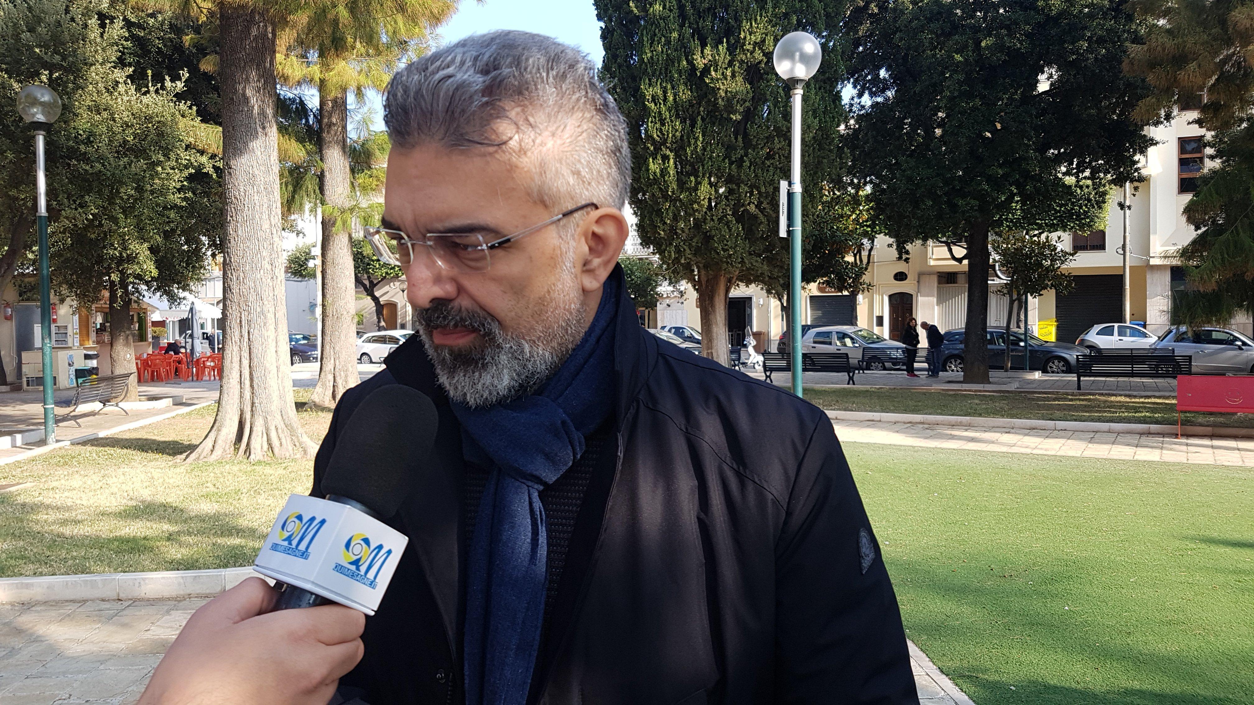 Gli auguri alla città di Toni Matarrelli – GUARDA INTERVISTA