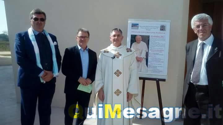 A Mesagne delegazione Italo-Polacca per San Giovanni Paolo II