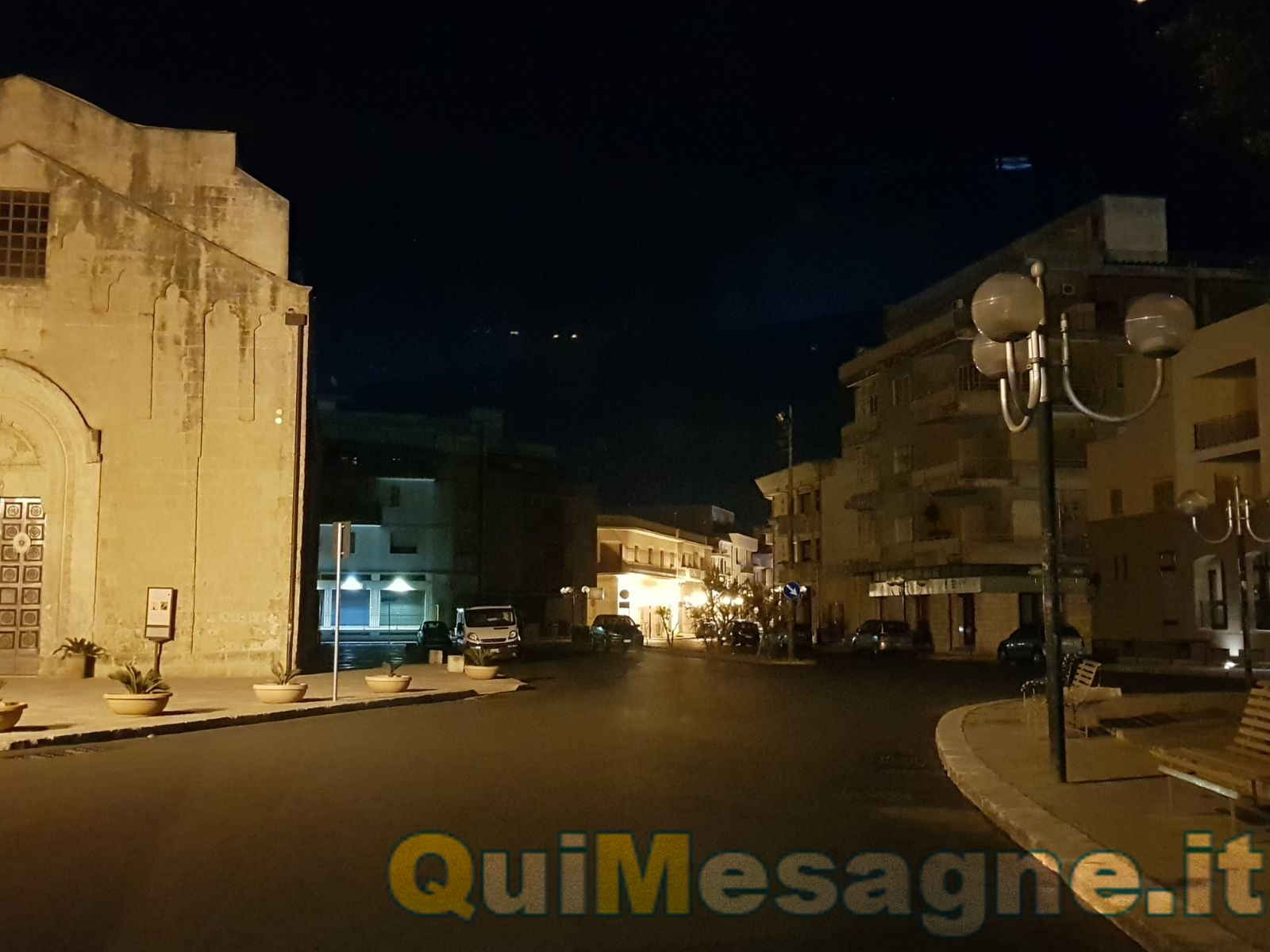 UFFICIO RECLAMI – Via Marconi e zona Carmine ancora al buio. Che succede?