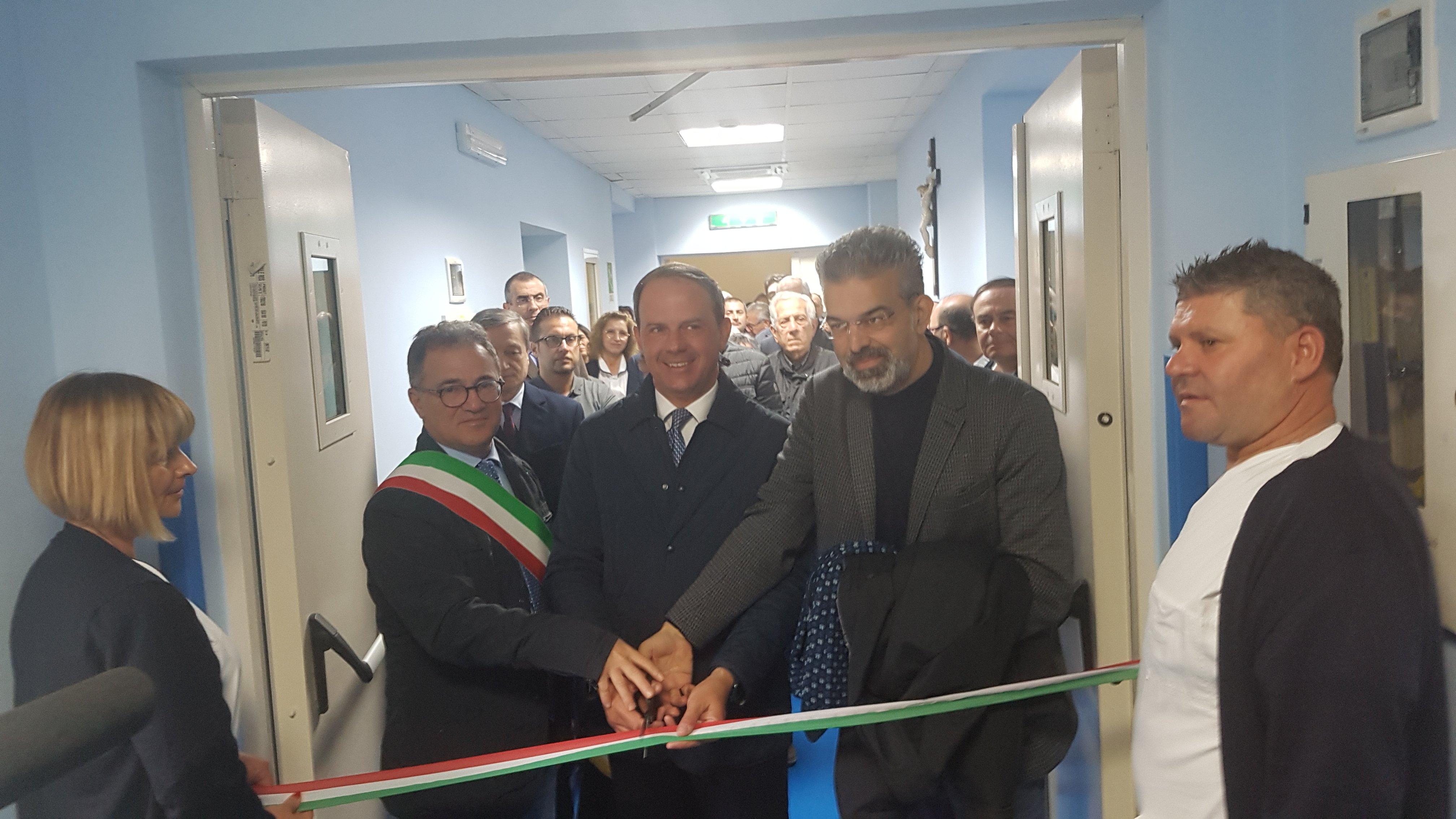 Dalle ceneri del San Camillo nasce l'ospedale di comunità