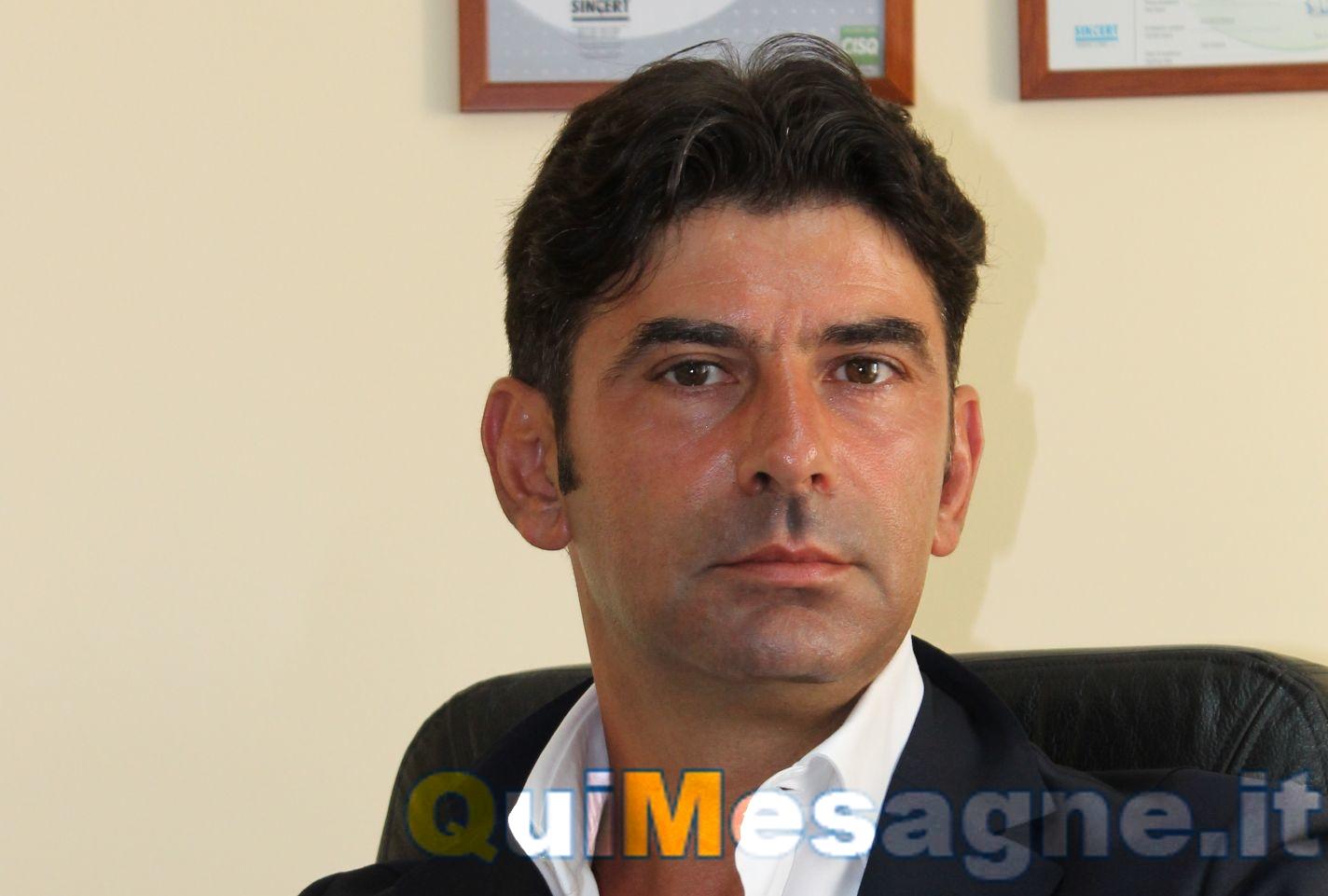 Il presidente di CNA Brindisi Franco Gentile nella direzione nazionale