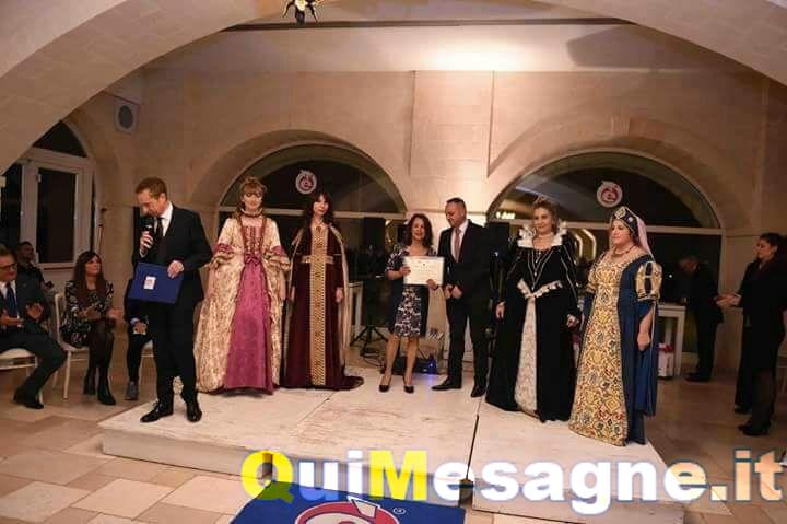 A Margherita Ignone e Ramona D'Aloisio la Menzione d'Onore della Rassegna Azzurro Salentino