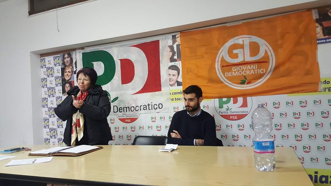Francesco Rogoli è il vicesegretario provinciale del PD