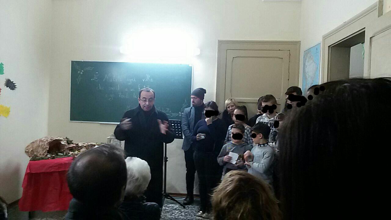 """Gli auguri dell'Associazione """"Mons. Armando Franco"""""""