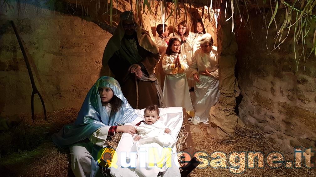 Successo di pubblico per le iniziative natalizie nel Centro Storico di Mesagne