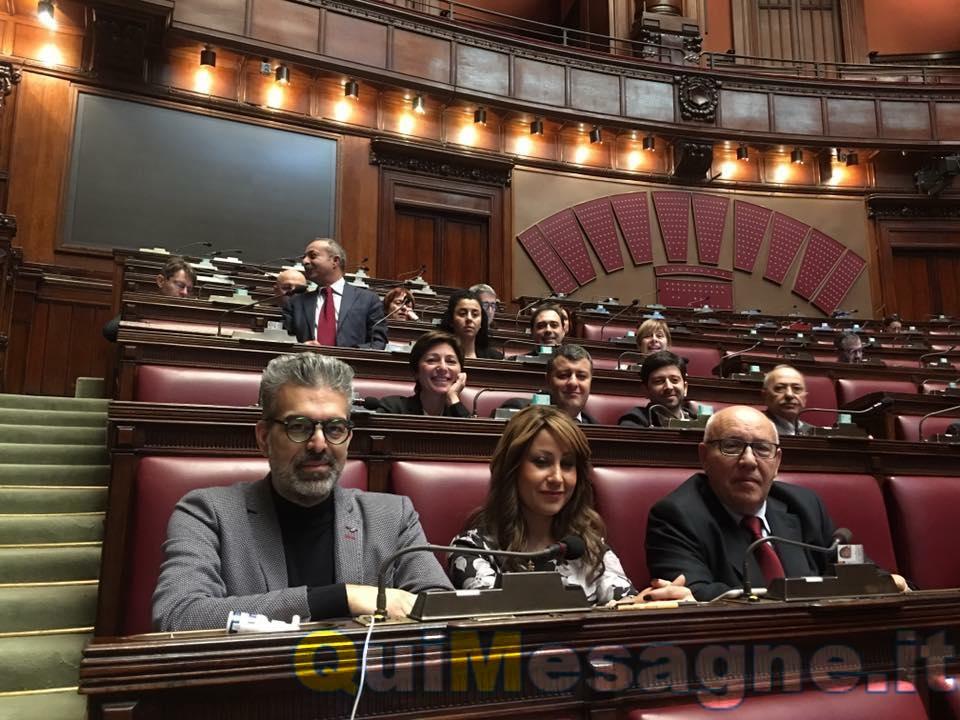 Il deputato mesagnese Toni Matarrelli traccia un bilancio del suo impegno in Parlamento