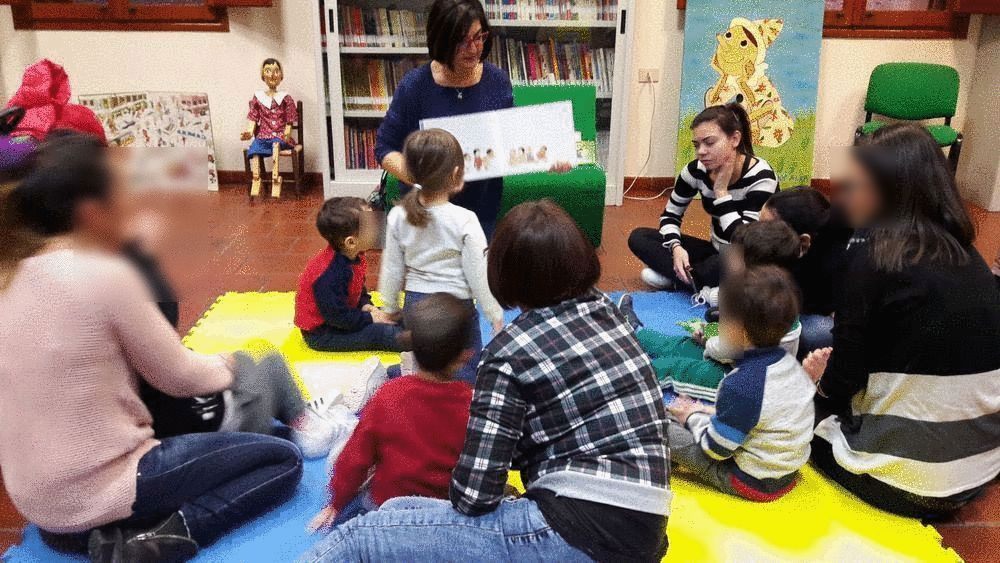 Biblioteca, prosegue la rassegna di storie per bambini