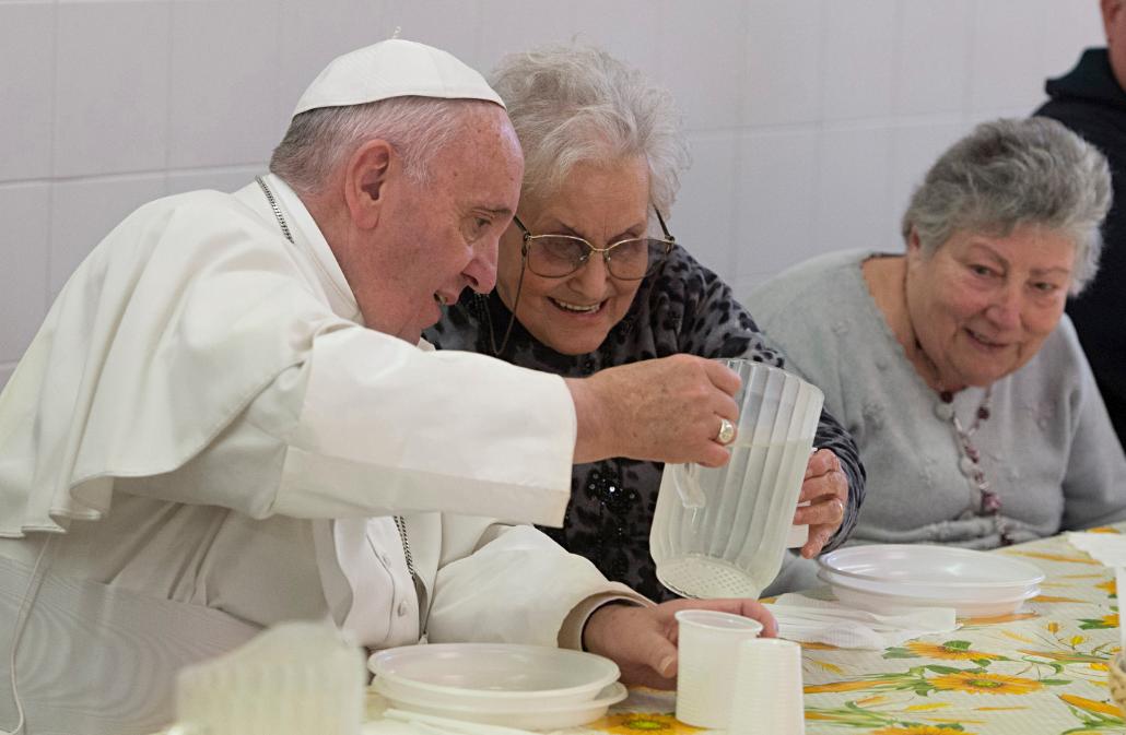 A Natale invita un povero a pranzo – Ecco la proposta della Caritas Vicariale di Mesagne