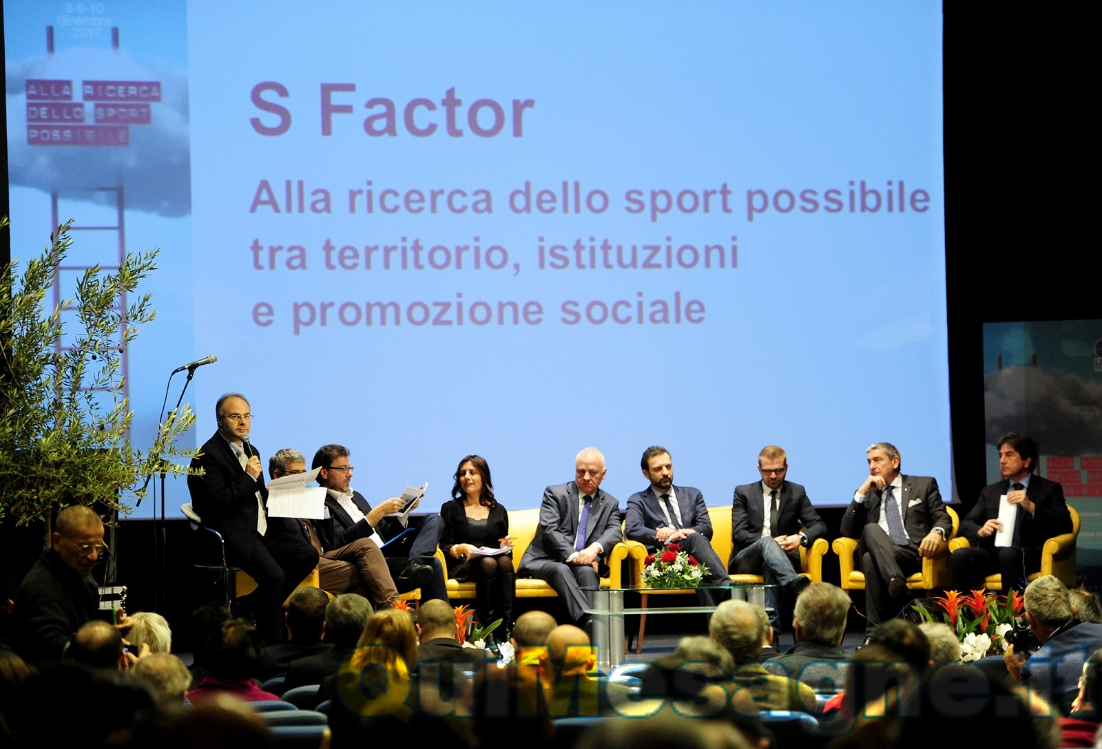 Meeting di Assisi Csi: Senza una vera riforma non c'è futuro