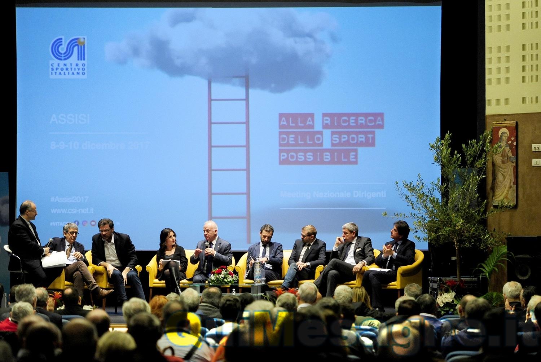 Meeting di assisi csi senza una vera riforma non c futuro qui mesagne quotidiano web - La tavola rotonda assisi ...