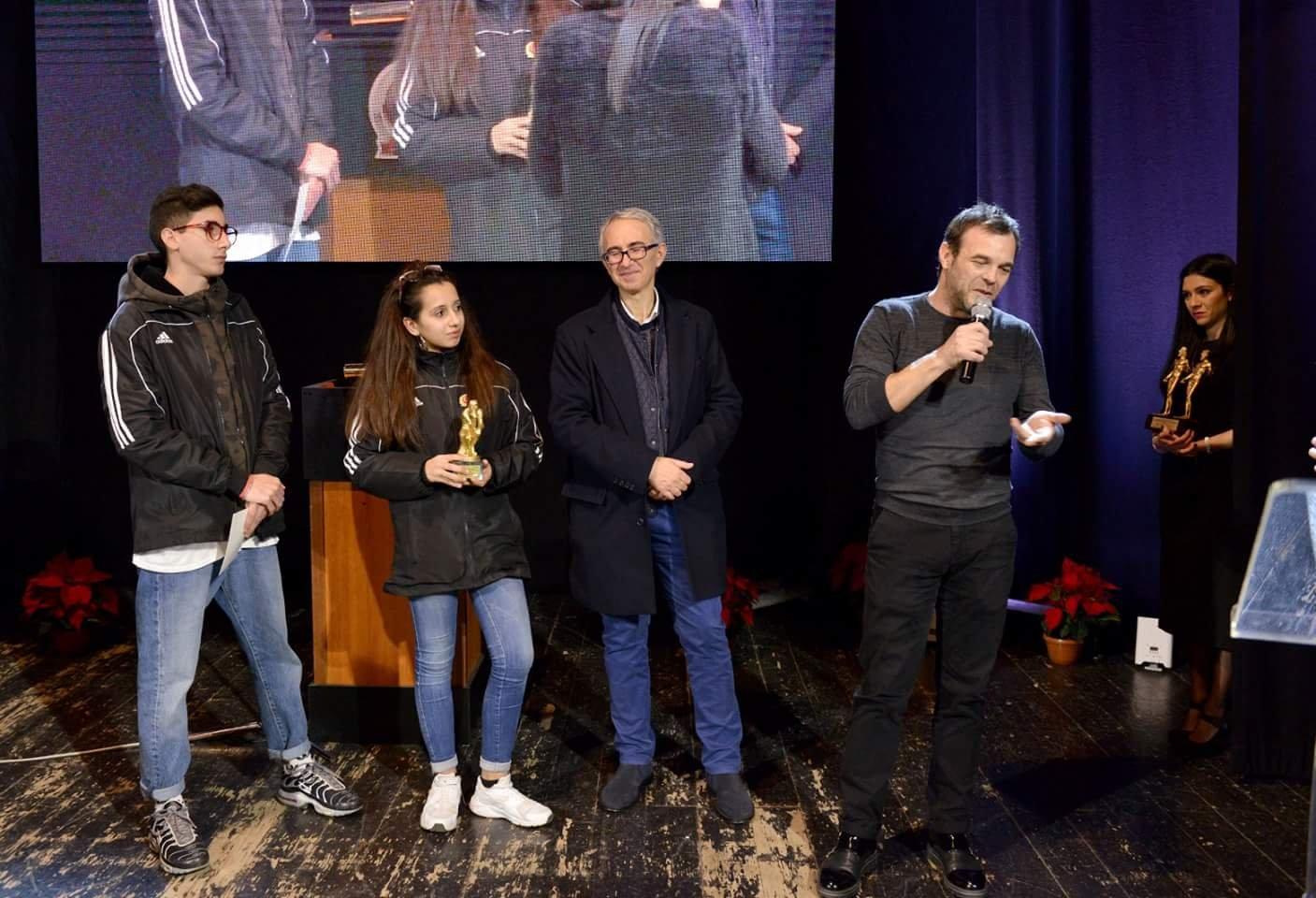Roberto Muscio riceve a Lecce un premio internazionale