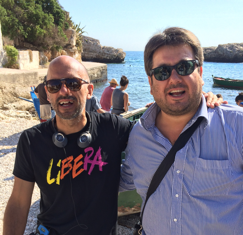 Grazie a Marco Ponti e Fabio Marini la Puglia protagonista di due prime serate su Rai Uno