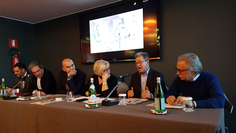 """#quimesagnelive – Conferenza stampa """"Picasso, l'altra metà del cielo"""""""