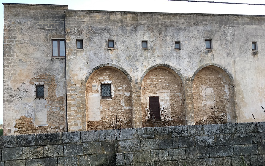 Convento dei Cappuccini in Mesagne_Lato Nord