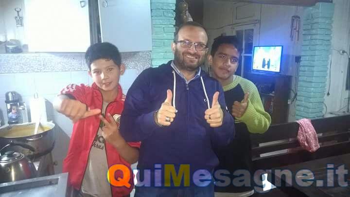 """Giornata dell'Infanzia Missionaria, l'esperienza di Renato Maizza nella """"Casita"""" in Argentina"""