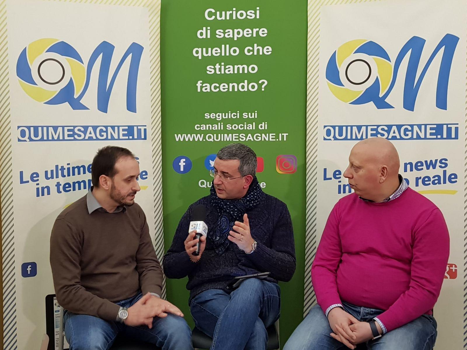 #PiazzaPortaGrande – puntata n. 3 – Ospiti Piero Pasimeni e Marco Profilo