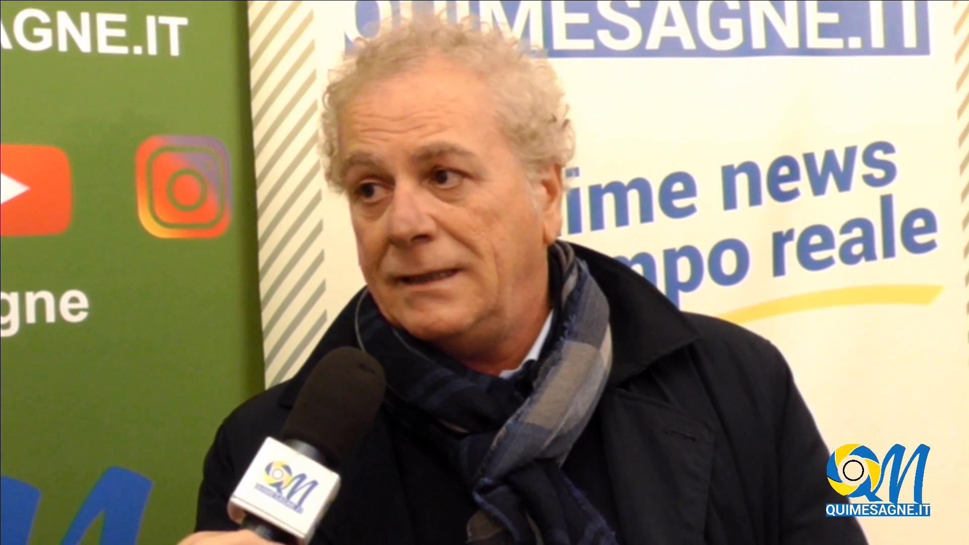 pt. n. 2 #PiazzaPortaGrande – Ospite Maurizio Piro – Direttore Artistico Città di Mesagne (15 Gennaio 2018)