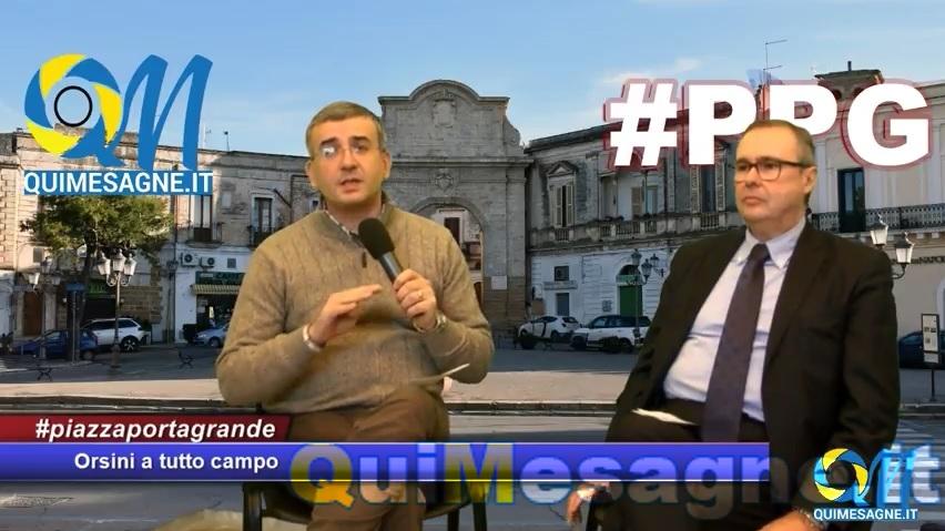 #PiazzaPortaGrande- pt. n. 8 – l'Avv. Fernando Orsini a tutto campo