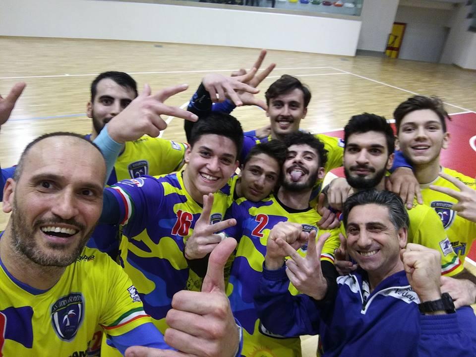 La SS. Annunziata conquista la Final Four di Coppa Puglia