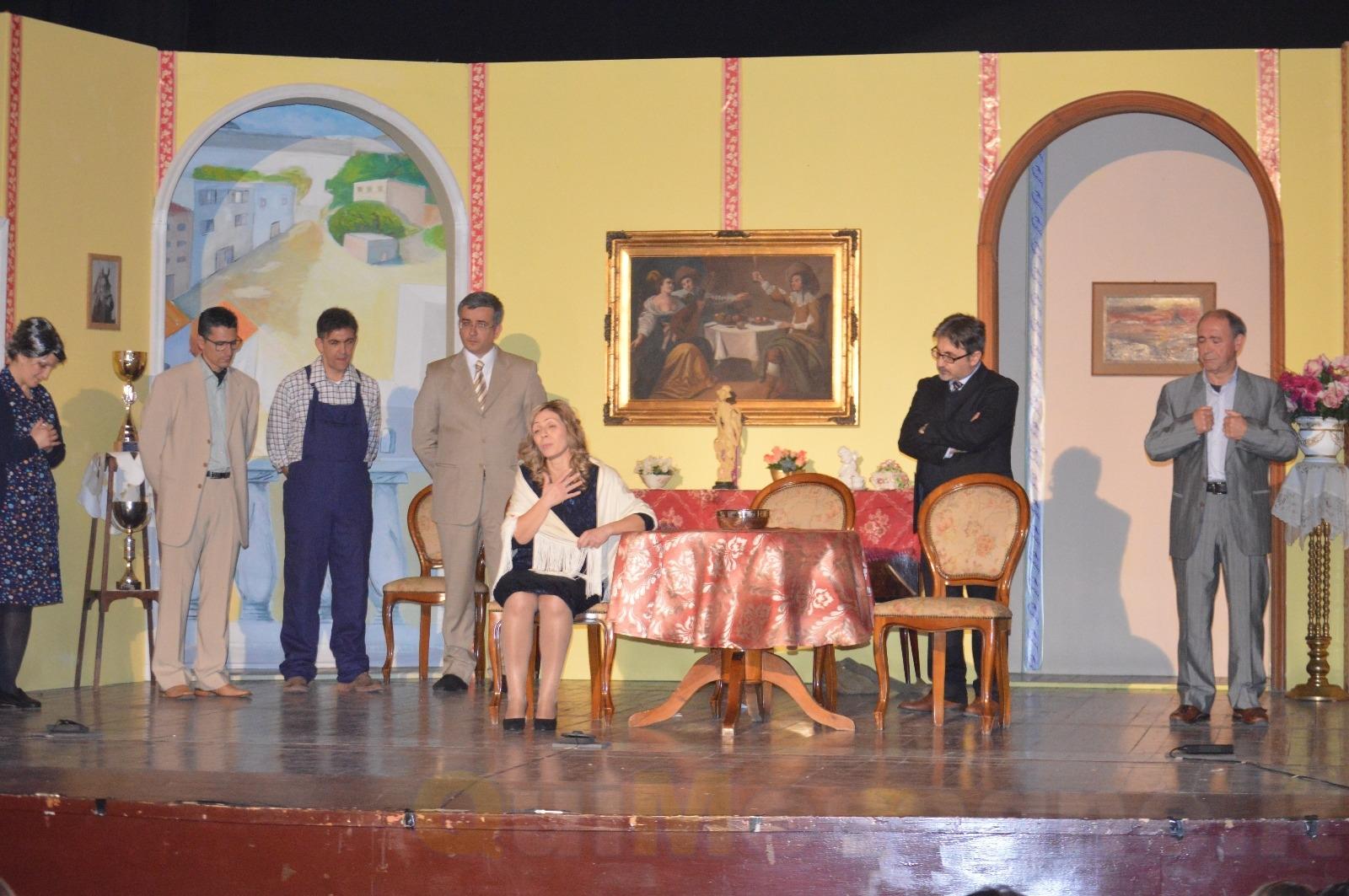 Un successo senza fine la Filumena Marturano della Compagnia Nuovo Teatro di Mesagne