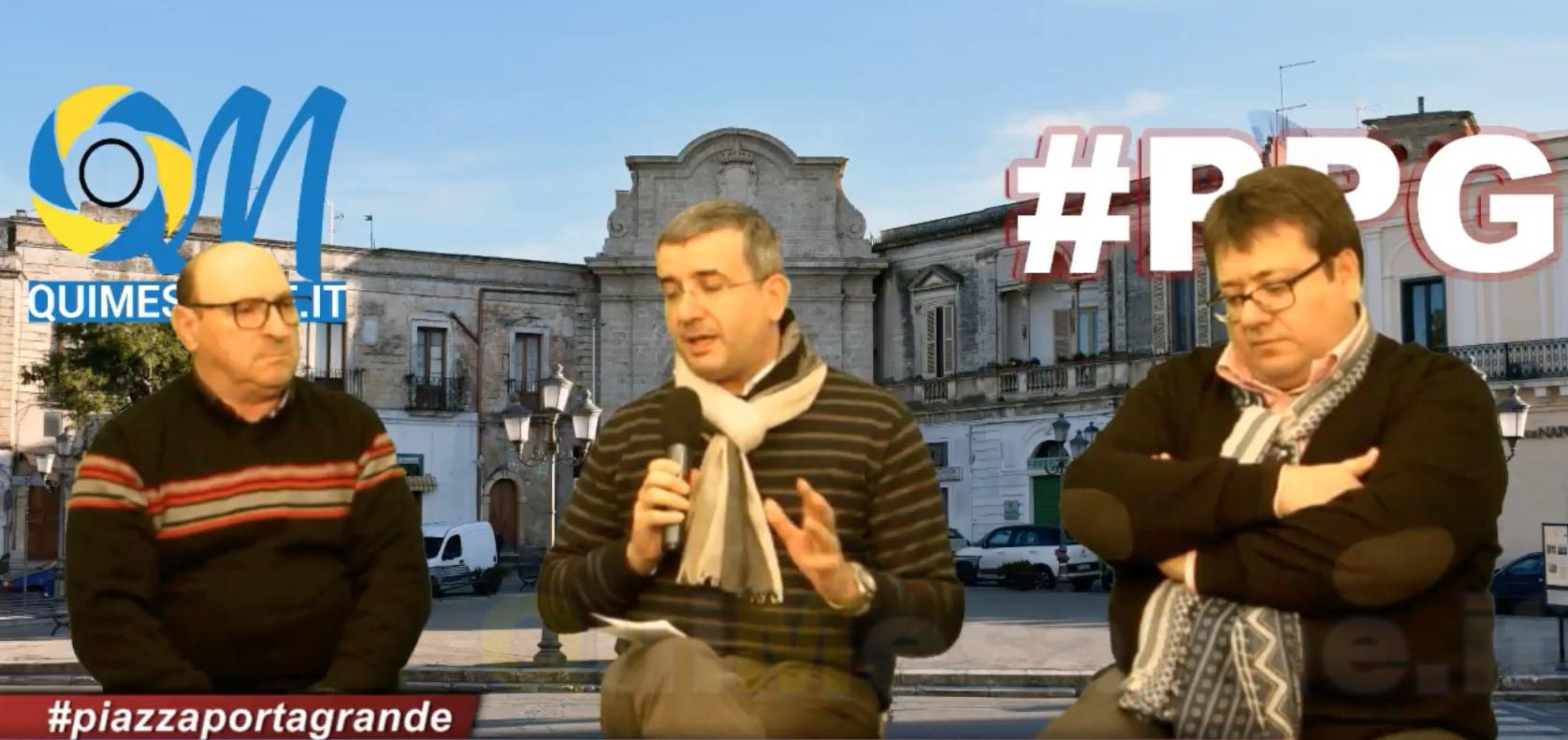 #PiazzaPortaGrande – L' Antiracket valore e impegno per la città